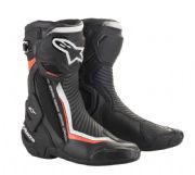 Alpinestars SMX Plus Boot Black/White/Red